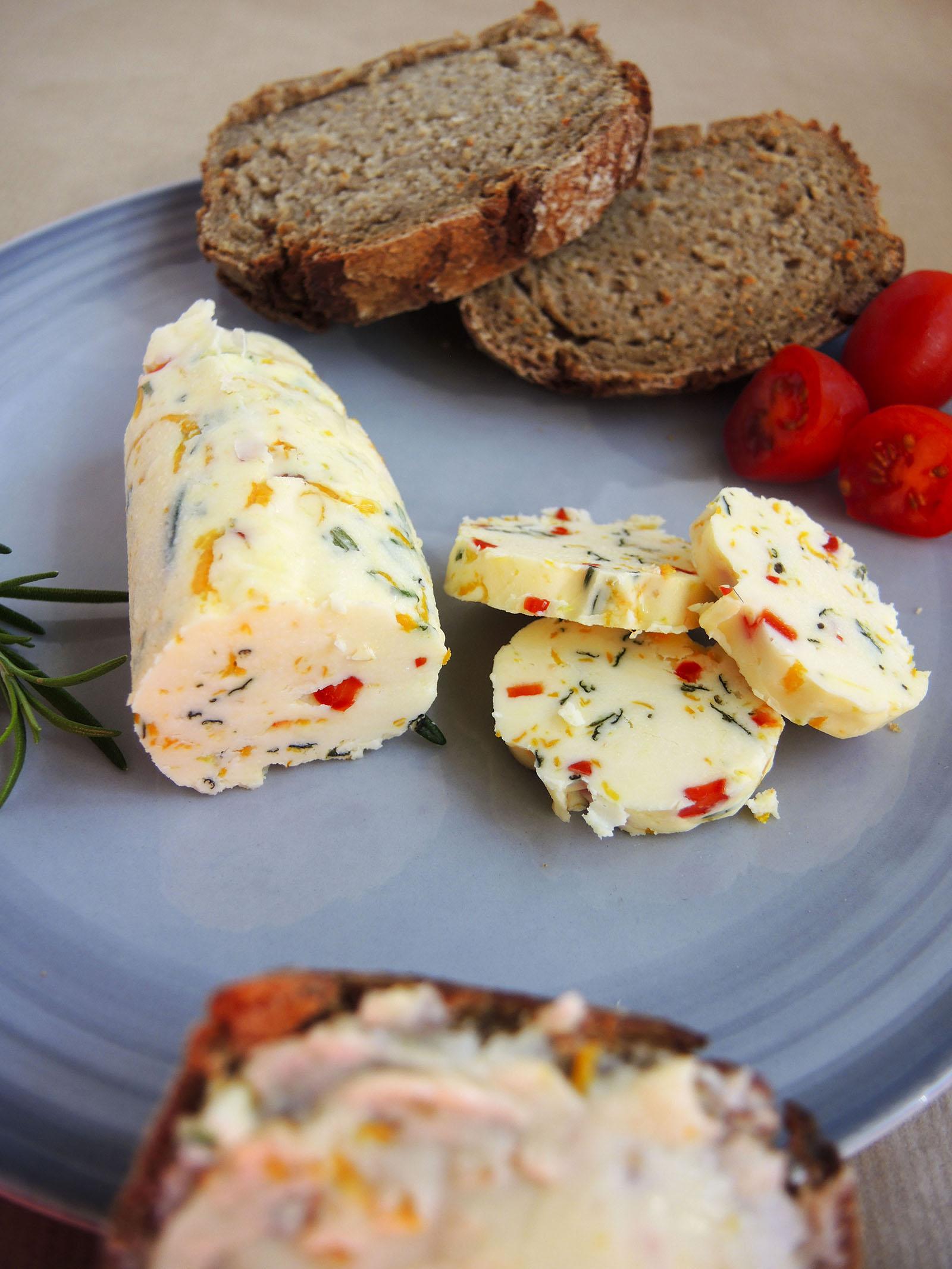 Butter aus Rosmarin