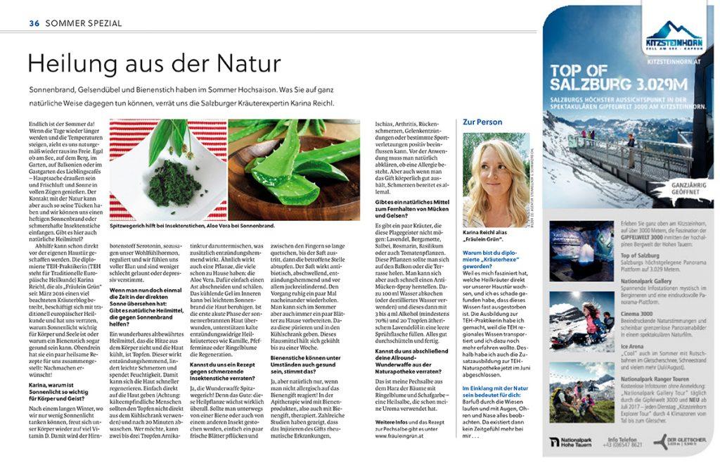 Karina Reichl Medien