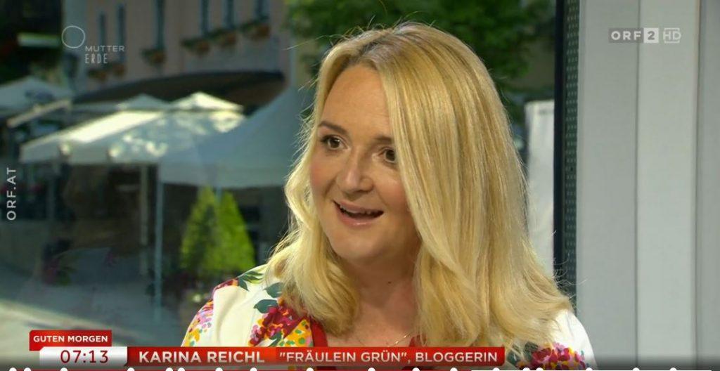 Fräulein Grün In Den Medien
